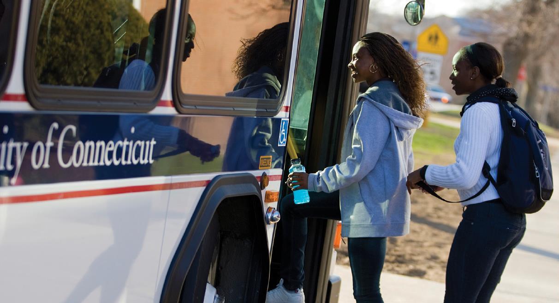 UConn Bus